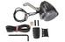 Busch + Müller IQ Cyo Premium T dynamo verlichting sensor & parkeer- & daglicht zwart